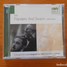 CDs de Música: CD FLANDERS AND SWANN COLLECTION (X3). Lote 221660261
