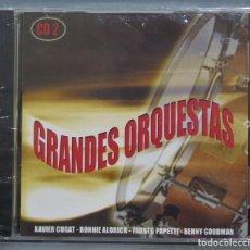 CDs de Música: CD. GRANDES ORQUESTAS. 2. PRECINTADO. Lote 221671202