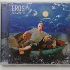 CDs de Música: C1- EROS RAMAZZOTTI ESTILO LIBRE - CD (DISCO NUEVO). Lote 221677267