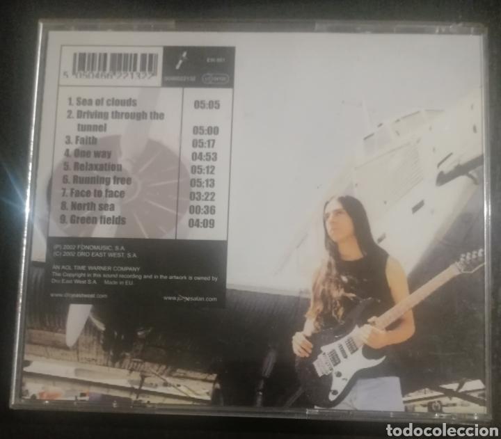 CDs de Música: Jorge Salan - The Utopian Sea Of Clouds - Foto 3 - 221694010