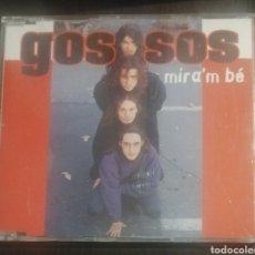 CDs de Música: GOSSOS - MIRA'M BÉ. Lote 221701157