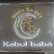 CDs de Música: KABUL BABÀ - SENT LA NIT. Lote 221701345