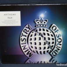 CDs de Música: MINISTRY OF SOUND - ANTHEMS R&B - 3 CD. Lote 221701573
