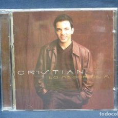 CDs de Música: CRISTIAN - LO MEJOR DE MI - CD. Lote 221702791
