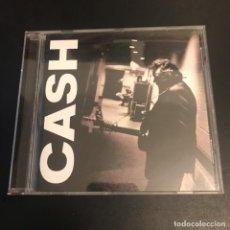CDs de Música: JOHHNY CASH AMERICAN III SOLITARY MAN CD 2000 DEF AMERICAN. Lote 221703287