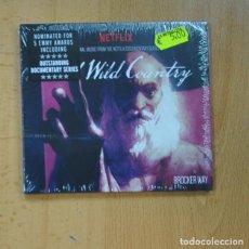CDs de Música: BROCKER WAY - WILD WILD COUNTRY - CD. Lote 221708520