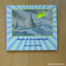 CDs de Música: SEBASTIEN TELLIER - MARIE ET LES NAUFRAGES - CD. Lote 221708535
