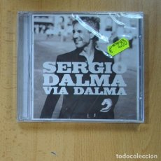 CDs de Música: SERGIO DALMA - VIA DALMA - CD. Lote 221709695