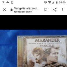 CDs de Música: VANGELIS.ALEXANDER.BSO.CD.PRECINTADO. Lote 221711216