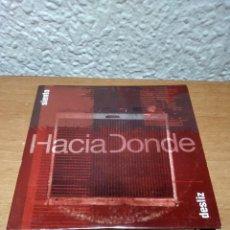 CDs de Música: CD SINGLE PROMO HACIA DONDE SIENTO DESLIZ. REME. Lote 221712367