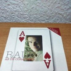 CDs de Música: CD SINGLE PROMO RAUL AS DE CORAZONES. REME. Lote 221712671