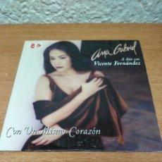 CDs de Música: CD SINGLE PROMO ANA GABRIEL DUO VICENTE FERNANDEZ . REME. Lote 221713163