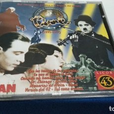 CDs de Música: CD - LA GRAN ENCICLOPEDIA DEL CINE 1895/1925 - PROMO MAN - LICOR 43 - 1998 GRUPO Z PRECINTADO. Lote 221728317