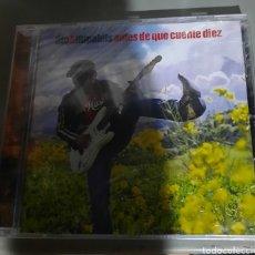 CDs de Música: FITO & FITIPALDIS- ANTES DE QUE CUENTE DIEZ. SIN DESPRECINTAR. Lote 221742742