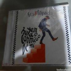CDs de Música: FITO & FITIPALDIS- HUYENDO CONMIGO DE MI. SIN DESPRECINTAR. Lote 221742818