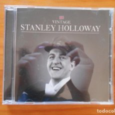 CDs de Música: CD VINTAGE STANLEY HOLLOWAY (X3). Lote 221742885