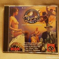 CDs de Música: EL CINE EN LA ERA DE TELEVISION DESDE 1960. Lote 221746358