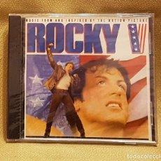 CDs de Música: ROCKY V - ORIGINAL MOTION PICTURE SOUNDTRACK - PRECIONTADO. Lote 221746911