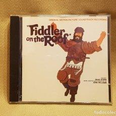 CDs de Música: FIDDLER ON THE ROOF - ORIGINAL MOTION PICTURE SOUNDTRACK. Lote 221747052