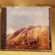 CDs de Música: A PASSAGE TO INDIA - ORIGINAL MOTION PICTURE SOUNDTRACK - PRECIONTADO. Lote 221747193