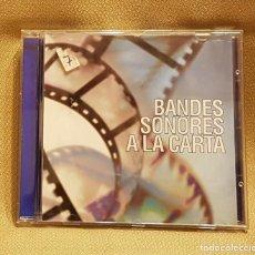CDs de Música: BANDAS SONORAS A LA CARTA. Lote 221747320