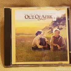 CDs de Música: OUT OF AFRICA - ORIGINAL MOTION PICTURE SOUNDTRACK. Lote 221748001