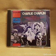 CDs de Música: MUSICA DE LAS PELICULAS DE CHARLIE CHAPLIN - EL DICTADOR. Lote 221748177