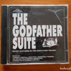 CDs de Música: CD THE GODFATHER SUITE - COPPOLA (U3). Lote 221748192