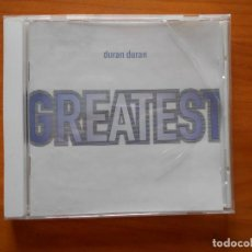 CDs de Música: CD DURAN DURAN - GREATEST (Y3). Lote 221753275