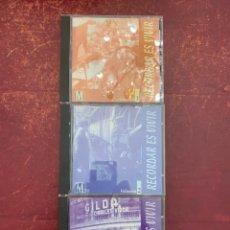 CDs de Música: 3 CDS, COLECCIÓN MÚSICA PARA RECORDAR. Lote 221766945