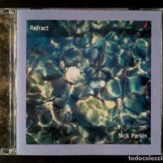 CDs de Música: NICK PARKIN - REFRACT- CD USA - EDICION LIMITADA - 2005 - SOLEILMOON. Lote 221767265