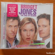 CDs de Música: CD BRIDGET JONES: THE EDGE OF REASON SOUNDTRACK - SPECIAL EDITION (Y3). Lote 221769131
