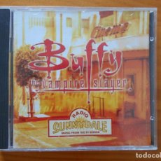 CDs de Música: CD BUFFY THE VAMPIRE SLAYER - MUSIC FROM THE TV SERIES (Y3). Lote 221769870