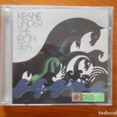 CDs de Música: CD KEANE - UNDER THE IRON SEA - SPECIAL EDITION (Y3). Lote 221770365
