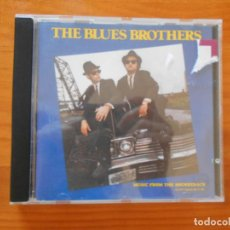 CDs de Música: CD THE BLUES BROTHERS - MUSIC FROM THE SOUNDTRACK - LEER DESCRIPCION (F4). Lote 221771342