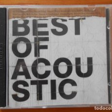 CDs de Música: CD BEST OF ACOUSTIC (2 CD'S) (B4). Lote 221772296