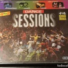 CDs de Música: 4 CDS DANCE SESSIONS. Lote 221782598