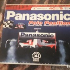 CDs de Música: PACK DE 4 CDS PANASONIC POLE POSITION. VARIOS ARTISTAS. DANI.. Lote 221791370