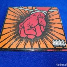 CDs de Música: METALLLICA ST ANGER (HEAVY). Lote 221801176