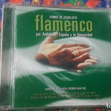 CDs de Música: FLAMENCO POR ANDALUCIA, ESPAÑA Y LA HUMANIDAD. VARIOS ARTISTAS. DANI. Lote 221801911