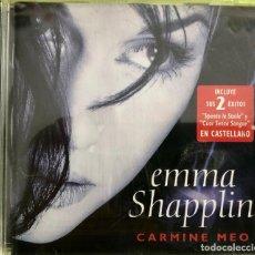 CDs de Música: EMMA SHAPPLIN - CARMINE MEO. Lote 221807991