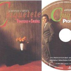 CD di Musica: CHIQUETETE. Lote 221827032