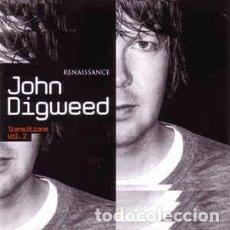 CDs de Música: JOHN DIGWEED - TRANSITIONS VOL.2 (CD, MIXED) LABEL:THRIVE RECORDS CAT#: 90767-2. Lote 221829692