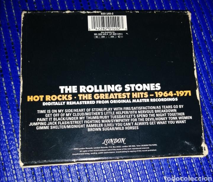 CDs de Música: THE ROLLING STONES 1964-1971 - Foto 2 - 221835000
