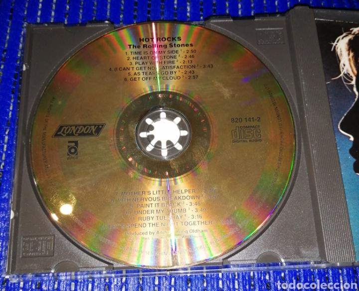 CDs de Música: THE ROLLING STONES 1964-1971 - Foto 4 - 221835000