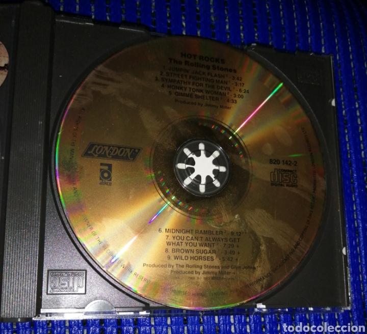 CDs de Música: THE ROLLING STONES 1964-1971 - Foto 5 - 221835000
