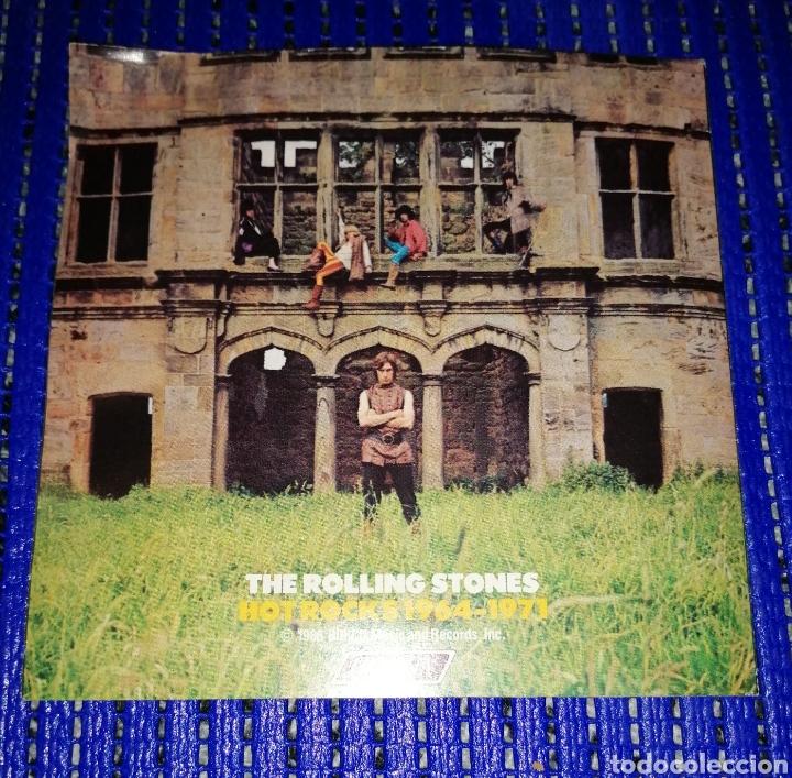 CDs de Música: THE ROLLING STONES 1964-1971 - Foto 9 - 221835000