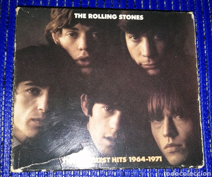 THE ROLLING STONES 1964-1971 (Música - CD's Rock)