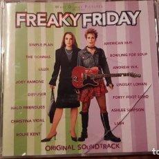 CDs de Música: FREAKY FRIDAY - ORIGINAL SOUNDTRACK - 2003 - COMPRA MÍNIMA 3 EUROS. Lote 221831013