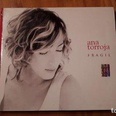 CDs de Música: ANA TORROJA - FRÁGIL - DIGIPACK - 2003 - EDICIÓN CHILENA - COMPRA MÍNIMA 3 EUROS. Lote 221839993